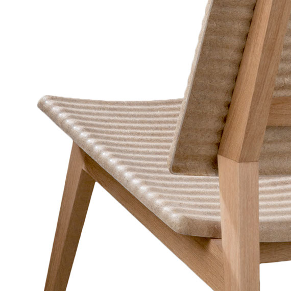 Natural Fiber Chair