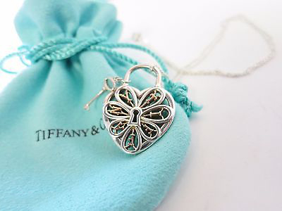 Tiffany Necklace Pendant